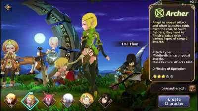 dragon nest m mobile apk android