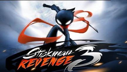 stickman 3 ninja warrior apk mod para android