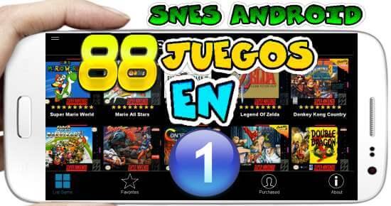 88 Juegos En 1 Android Apk Sin Emulador Facil Instalacion