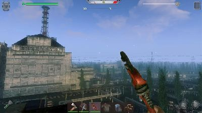 scape from chernobyl para android